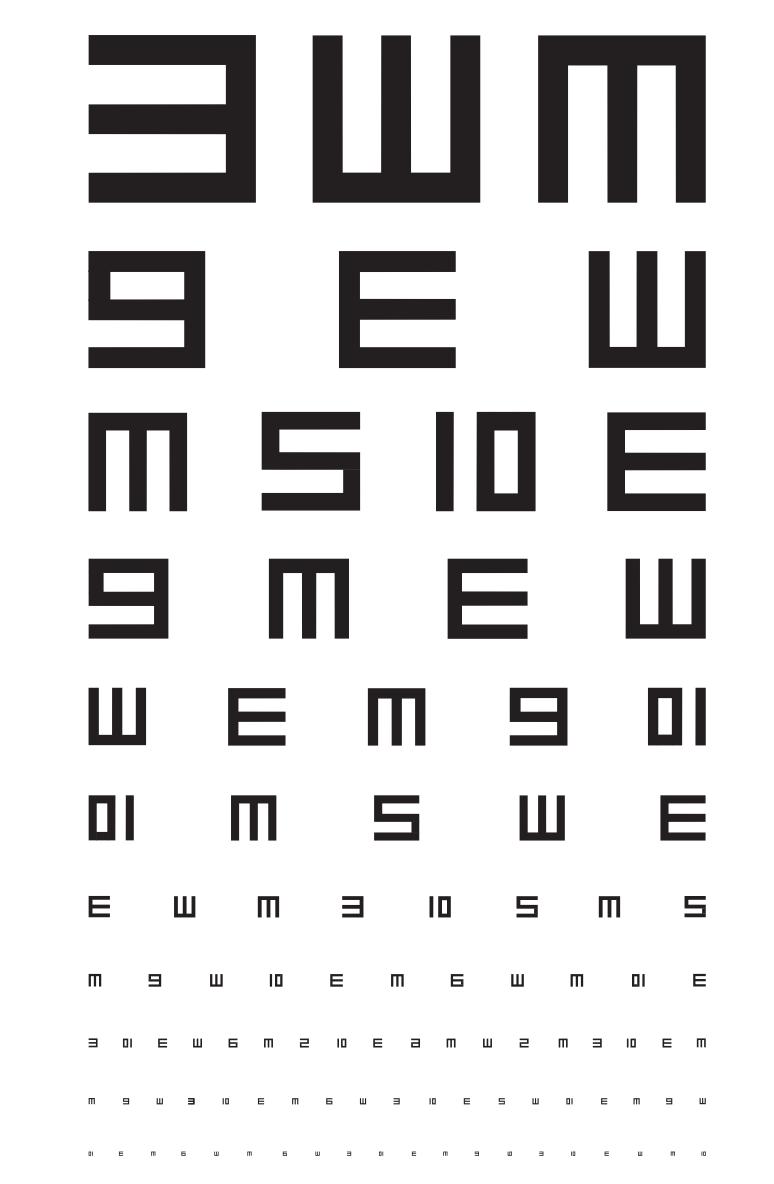 Как сделать зрение хорошим 114