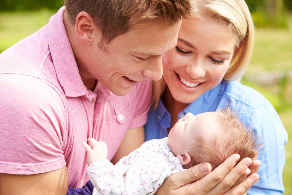 любовь в семье: